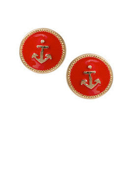 Anchor Button Studs