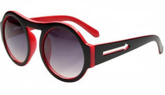 Red Arrow Side Panel Glasses