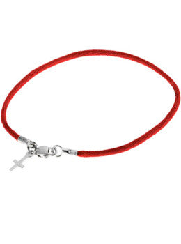 Lucky Cross Bracelet