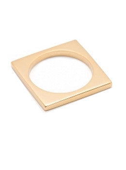 Rose Gold Square Ring