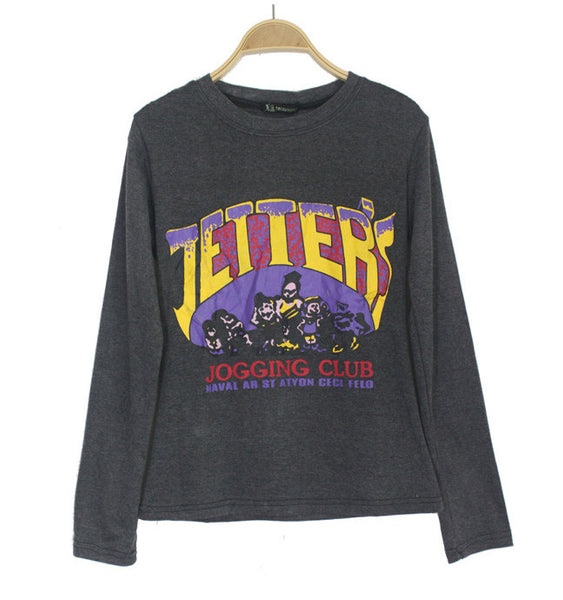 Long Sleeve Jogging Club Tee