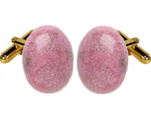 Rhodonite Cufflinks