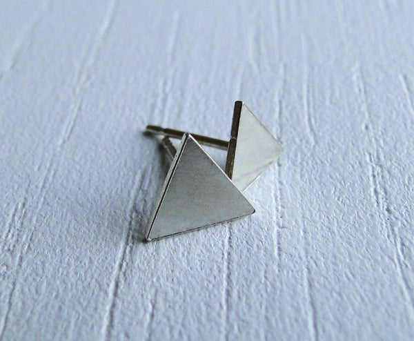 Basic Triangle Studs