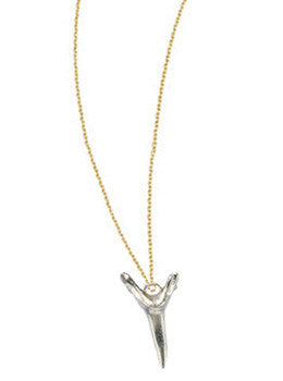 Mako Shark Tooth Necklace
