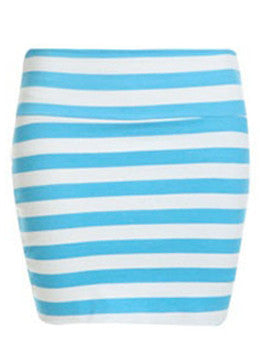 Stripe Craze Skirt