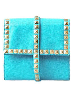 Studded Cross Messenger