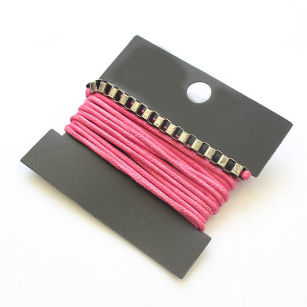 Mix And Match Cord Wrap Bracelet