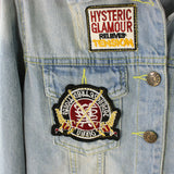 Hysteric Glam Denim Jacket