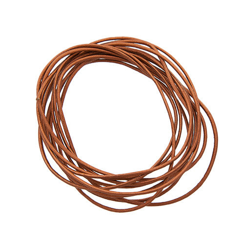 Ultra Thin Leather Cord