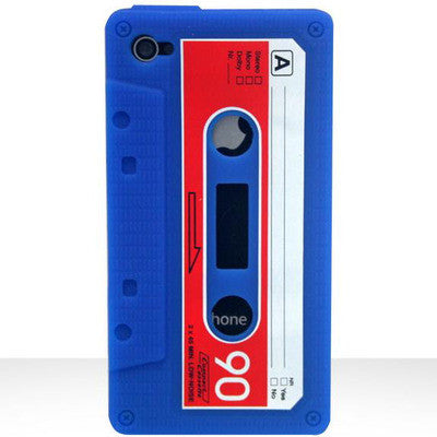 Cassette iphone Case