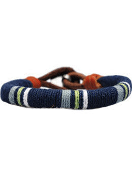 Threaded Nautical Bracelet