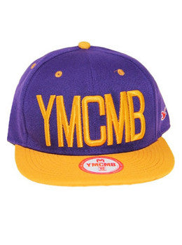 Contrast YMCMB Snapback