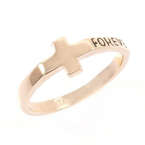Forever Cross Ring