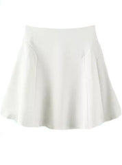 Mini Side Pleat Skirt