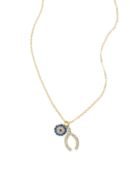 Evil Eye Wish Necklace