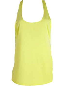 Tulip Back Tank Top