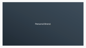 An introduction to personal brand for Major Incident Management