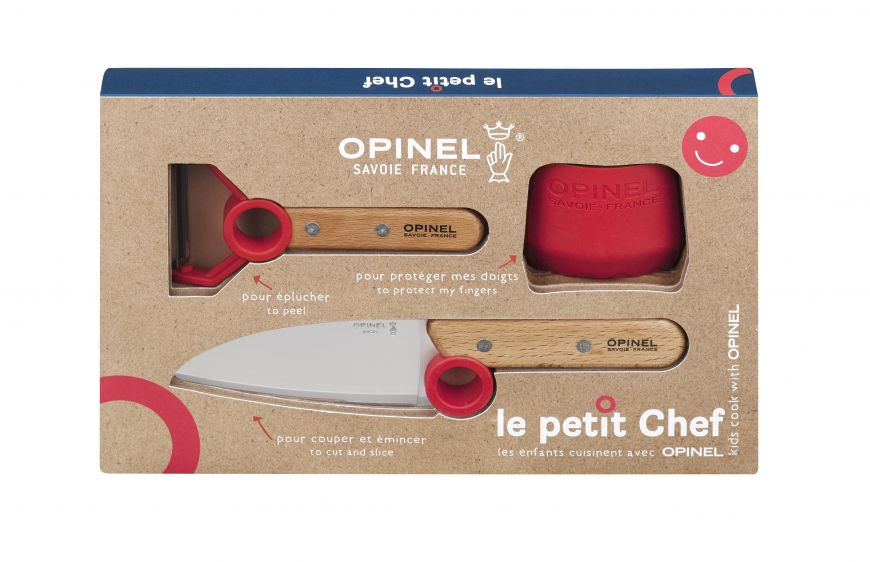 Opinel Le Petite Chef set