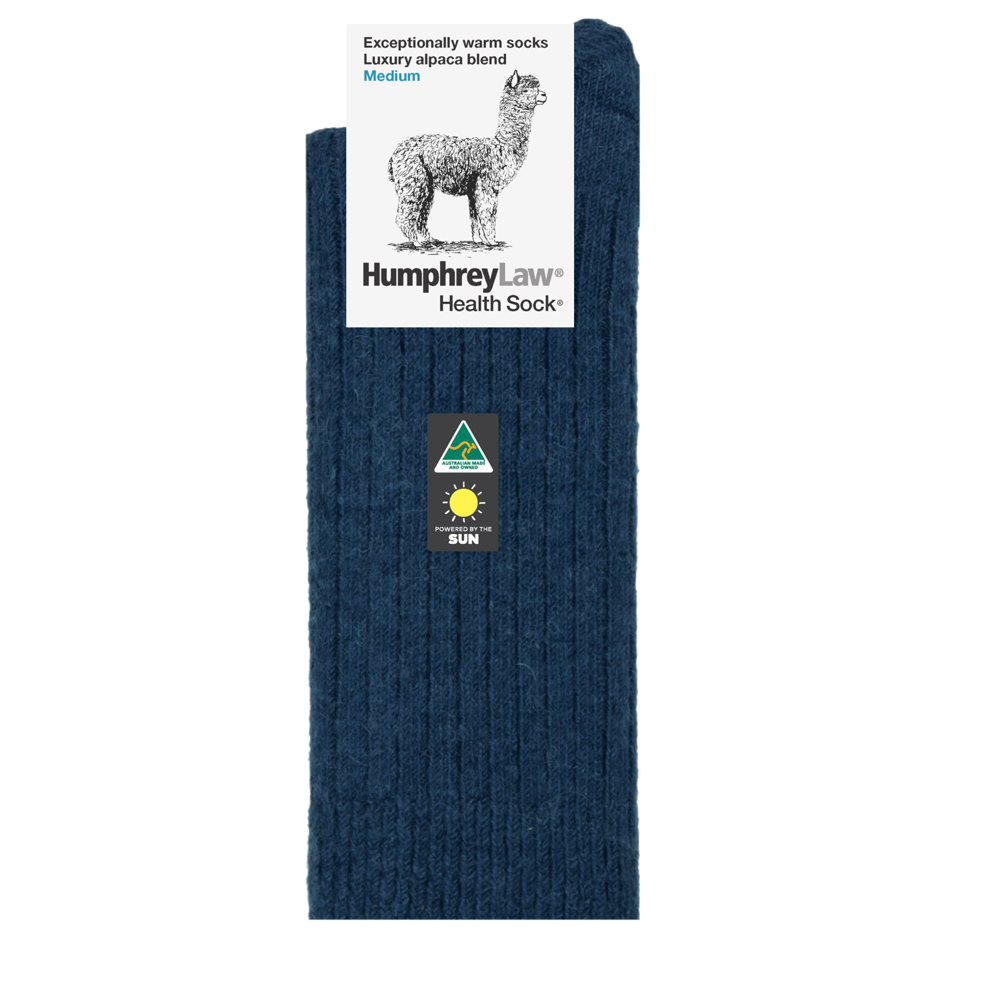 Humphrey Law Alpaca Sock