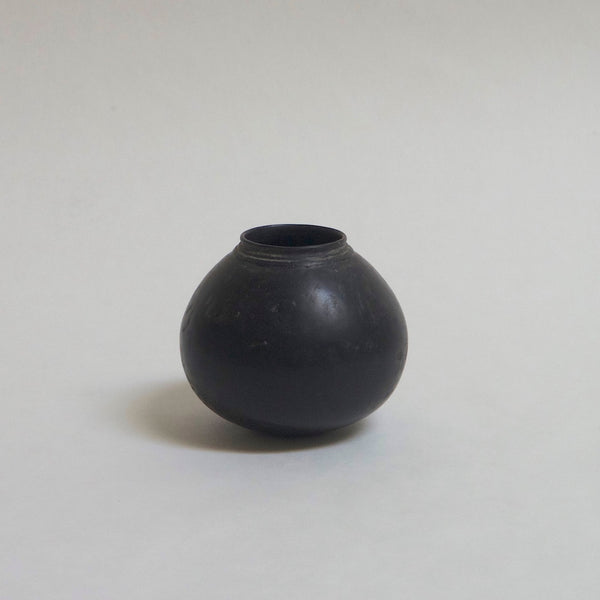 yo-in Kenta Anzai Black pot b