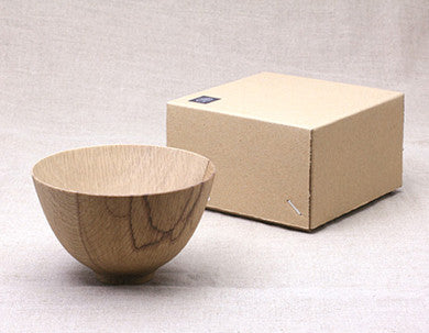 Kihachi Oak Bowl Type U