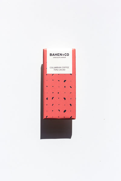 Bahen and Co chocolate