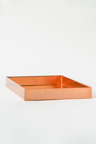 Rectangular box - Copper A4