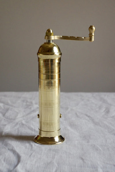 Brass Pepper Mill 103