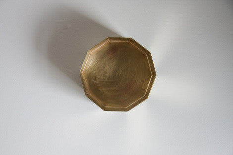 Studiokyss Brass Container