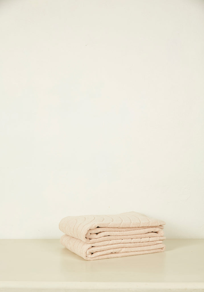 BAINA Organic Cotton Bath Towel - Cove