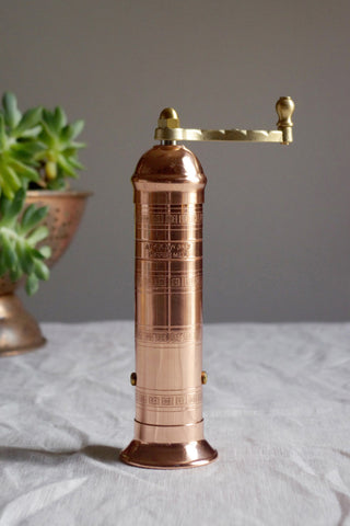 Copper Pepper Mill 403