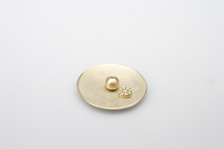 NOUSAKU Round Incense Holder