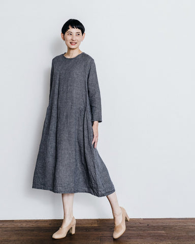 Fog Linen Work Clara Dress