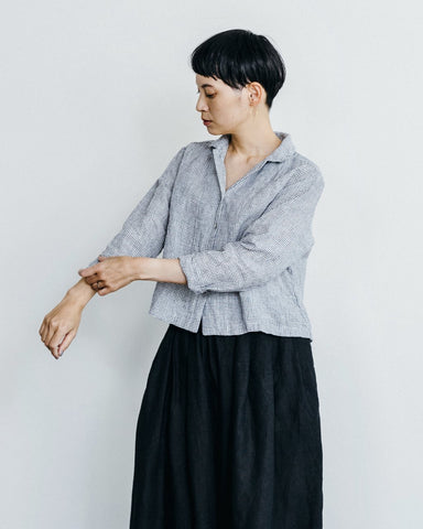 Fog Linen Work Ruby Shirt