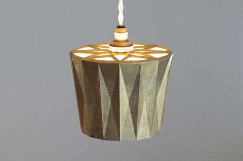 FUTAGAMI IHADA STAR SHADOW LAMPSHADE