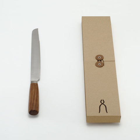 Tadafusa Bread Knife 240mm HK series