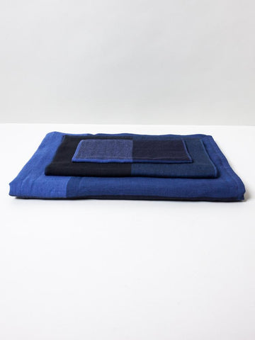 Imabari Chambray Block Towel