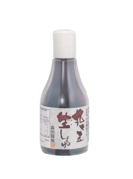 Unpasteurised Soy Sauce 200ml