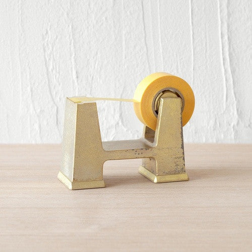 FUTAGAMI IHADA brass tape dispenser