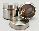Stainless Steel Snack Pot Leakproof 500ml