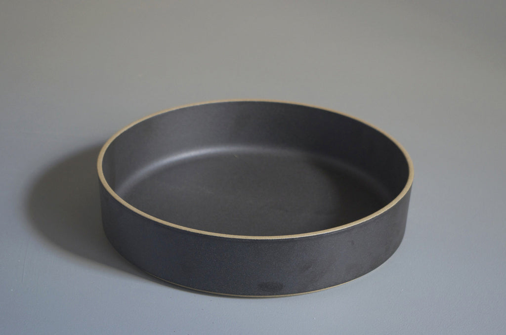 HPB011 HASAMI BLACK BOWL 255 X 55