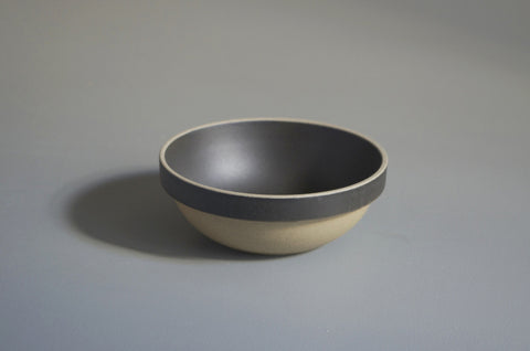 HASAMI BLACK BOWL R 145 X 55