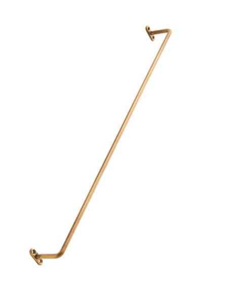 Fog Linen Work Brass Towel Bar