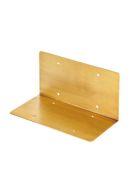 Fog Linen Work Brass Stand / Shelf
