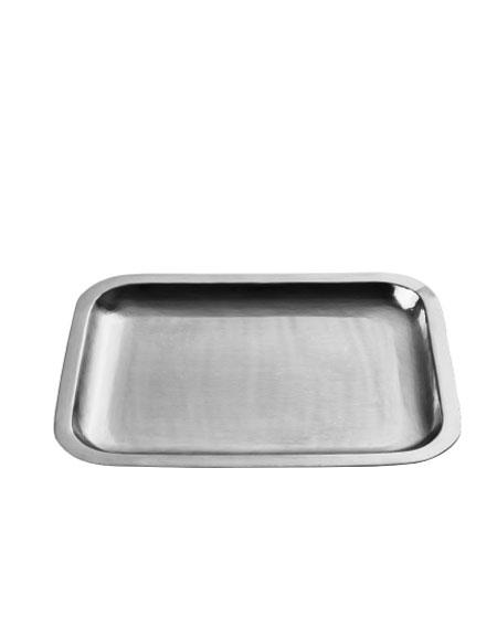 Fog Linen Work Steel Tray Rectangle