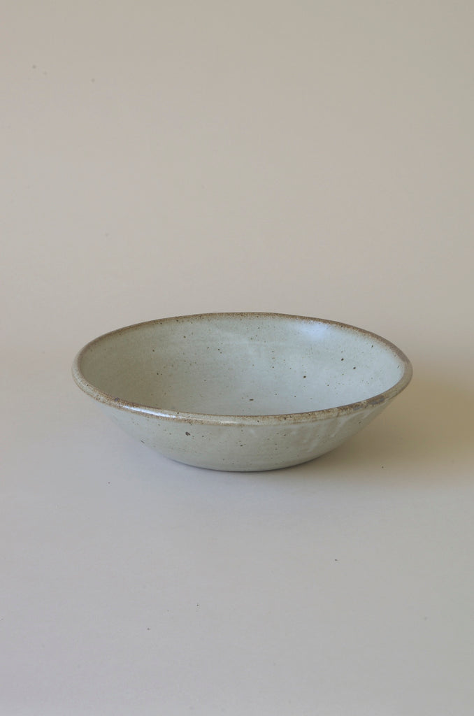 Sharon Alpren Salad Bowl - White
