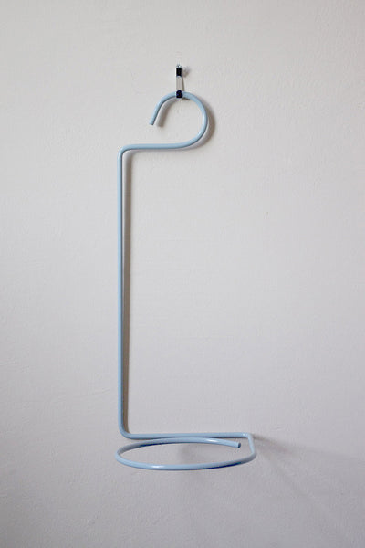 Mr Kitly Steel Straight Wall Plant Hanger