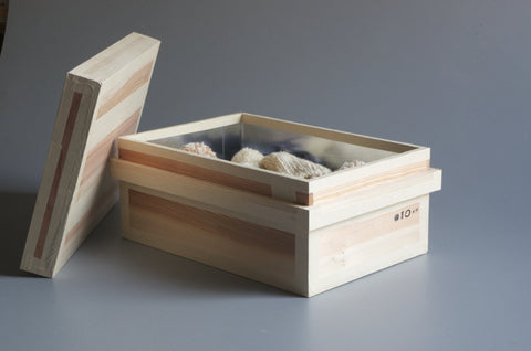 Chabako (Tea Chest) Storage Box