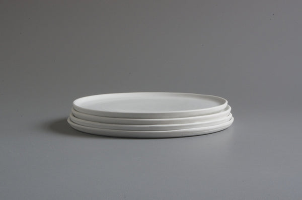 Andrei Davidoff for Mr Kitly White Mains Plate