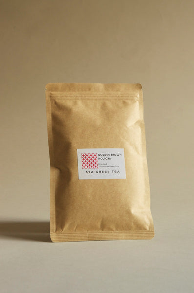 Houjicha roasted green tea